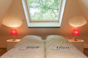 B&B-slaapkamer